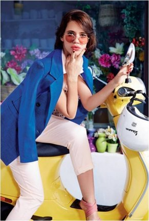 Cosmopolitan With Kalki Koechlin