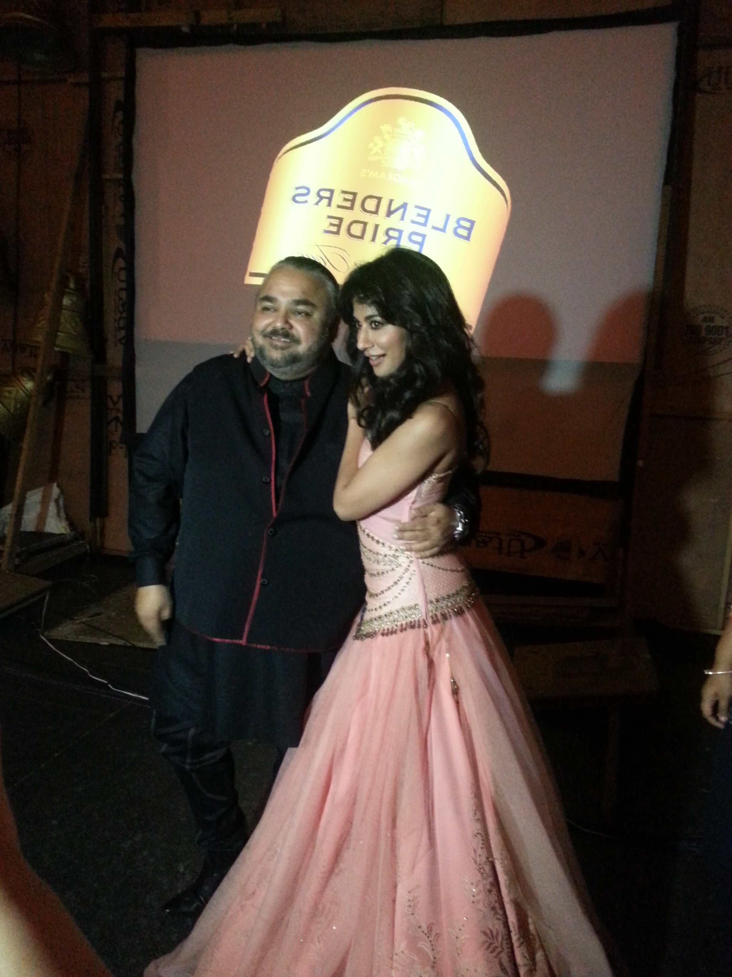 Blenders Pride Fashion Week