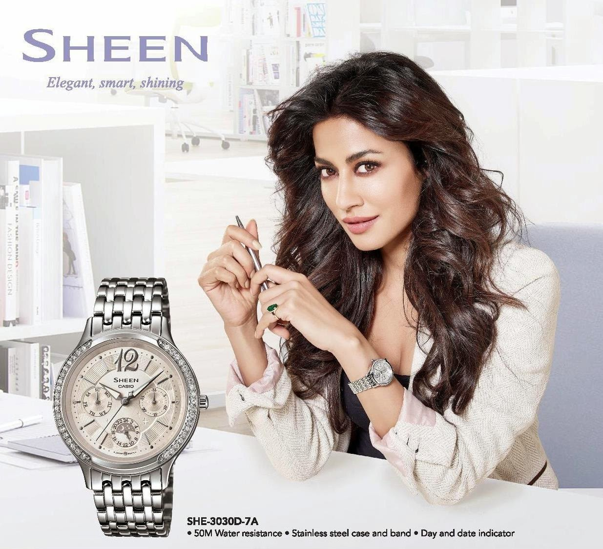 Casio For Chitrangadha